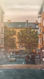 Kärleksgatan, Davidshall, Malmö